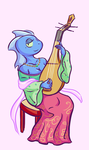 Pipa and scales by cannibal-sarracenian