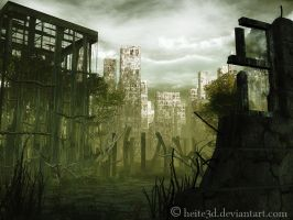 Urban Decay by heite3d