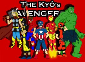 The Kyo's Avengers by Kyo3
