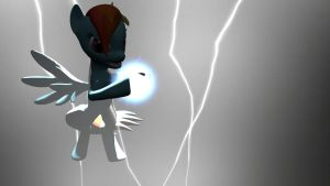 Rainbow Dash: The Storm of Loyalty by ghostoftime1