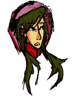 Kido Sketch by GoldFig