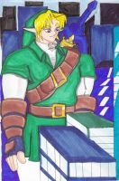 ATTACK OF THE GIANT LINK by blupuppy76