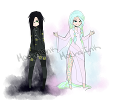 Life and Death Adopts CLOSED by MochaInk