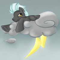 Lazy Thunderlane! by ChromaFlow