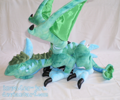 WoW Netherdrake Plush Version 1 by sugarstitch