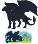 HTTYD: Toothless by FullMetal-Chrno