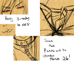 Birthday Preview by Koike-sama