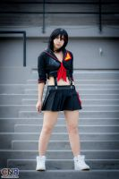 Ryuko Matoi - Kill la Kill 3 ~ by Inoshindashin