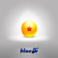 Dragonball Gloss icon by BlueX-Design