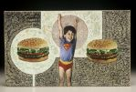 SUPER DOUBLE BURGER BOY by micahsherrill