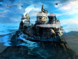 atlantis by KeepRock