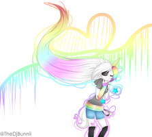 Colors in your soul by TheDjBunnii