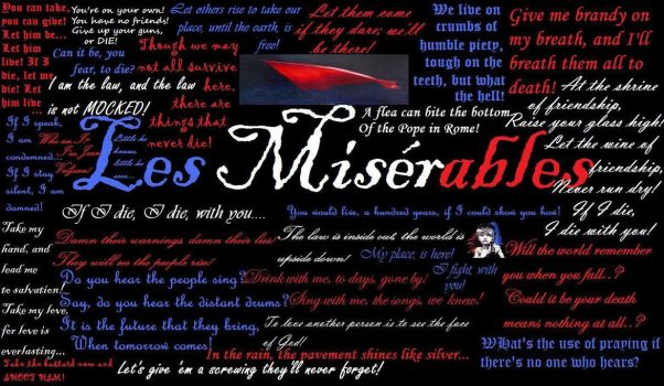 Les Miserables Epic Quotes.... by kira-chan20