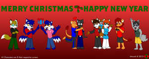 Christmas 2013 by NS-Games