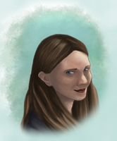 Portrait by Cassiopeie