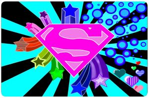 Supergirl vector Art by butterflyblue-sm