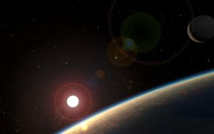Spaceview by pieterpater
