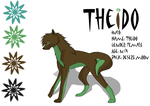 Theido ref by Cirothe