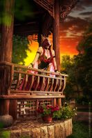 Dreaming Dancer by IcyIrena