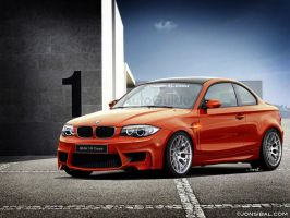 BMW 1M Coupe by jonsibal