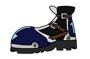 Gravity Gear: Boots by Sunnycat17