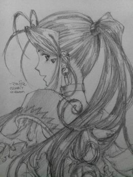 belldandy by reijr