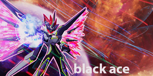 Megaman Black Ace Tag by Suicune95