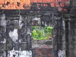 Hole in the wall by asiaseen