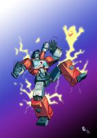Perceptor Kremzeek colors new 2014 done low re by BDixonarts
