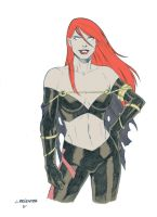 Madelyne Pryor by wardogs101
