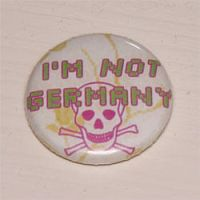 I'm not Germany _Button by dotacy