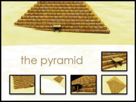 The Pyramid by TheNeoShaman
