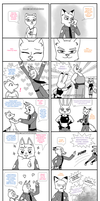 The secret weakness. The Mark Extra Page 11 by Koraru-san