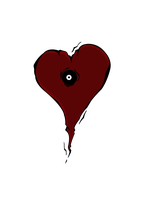Evil Heart by justinpooh