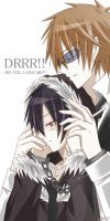 DRRR _ Do You Love Me by Shi-Ri-Kyuu