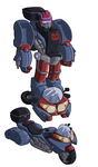 G1 Override: Earth Mode Colours by Natephoenix