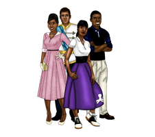 Tiana's Children Revised by FalseDisposition