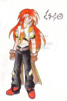 Abyss: Luke Fon Fabre by MilesTailsPrower-007