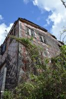 Abandonned house to FORT DE FRANCE 2 by A1Z2E3R