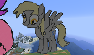 Derpy Hooves - Minecraft by Shiron95