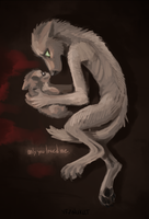 Only you loved me by Vranokot