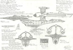 USS Farrington: 2nd Pass Sheet 1 by galaxy1701d