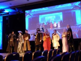 Kitacon 2012 Masque group by fishyfins