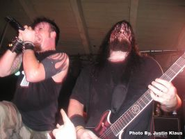 Chad And Greg Of MUDVAYNE by kudv4yn3
