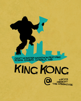 King Kong by Xicidal