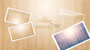 woody wallpaper pack by nbones