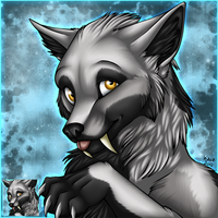 Kirza - Icon Commission by kcravenyote