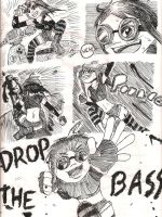 Droppin Bass 1 by InkySketch