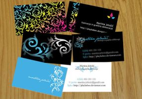 Business Cards by playbabee by CorporateStar