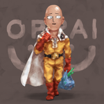One Punch Sketch by Olsonmabob